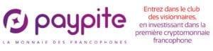 Paypite - Crypto-monnaies