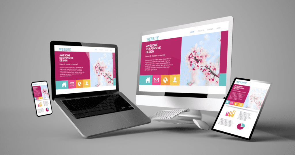 web design UX - UI Design