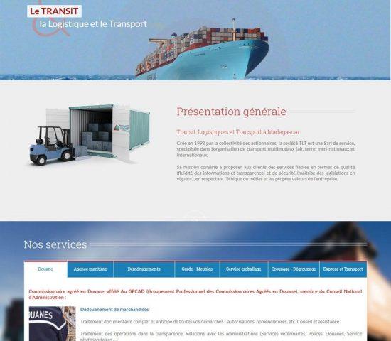 creation du site TLT